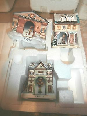 M.i.hummel Bavarian Village Ornament Collection  4Th In Series See Listing L@@k