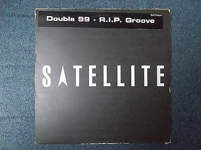 "Double 99 R.I.P. Groove 12"" Satellite 1997 SATXDJ1"