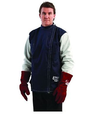 Prochoice Pyromate WELDING JACKET Leather Sleeves *AUS Brand - Large Or X Large