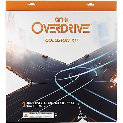 Anki OVERDRIVE Expansion Track Collision Kit Robotic AI Supercars New Sealed
