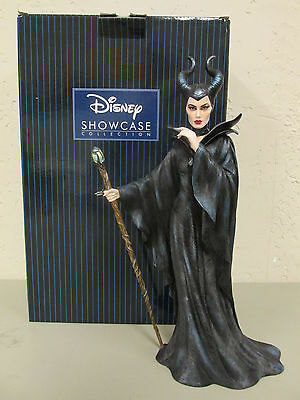 "Disney Showcase (Enesco) Live Action ""Maleficent"" Figurine - (4045771) 12"" - NEW"