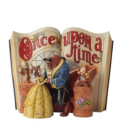Love Endures (Beauty And The Beast Storybook) -Disney Traditions
