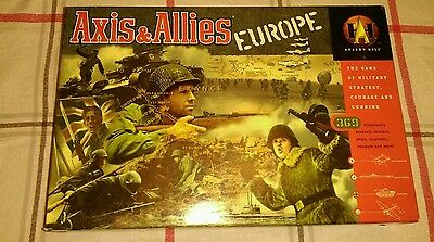 axis and allies europe