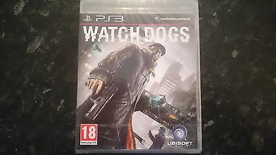 Watch Dogs for PS3 - Brand New and Sealed