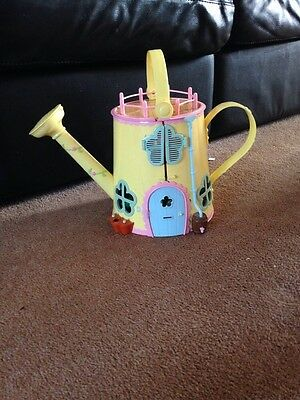 Fifi And The Flowertots Portable Playhouse With 6 X Figures