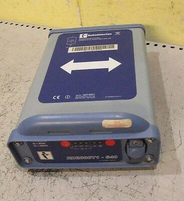 Spares or repairs Radiodetection RD2000 T1 - 640 Genny scanner detector cat