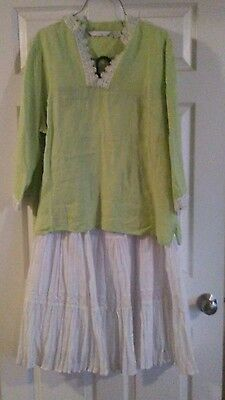 Woman's Plus Size 18/2x Clothing Lot Skirt Top