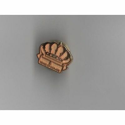 FIVE YEAR SERVICE BADGE SHAPE OF CROWN reduced start price