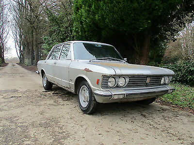 FIAT 130 SALOON 2,8 litre V6 automatic
