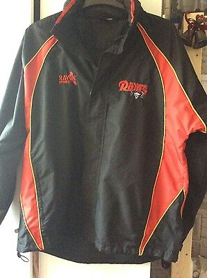 dewsbury rams rugby league jacket large