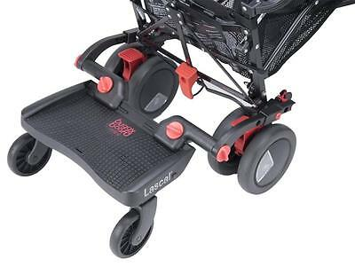Lascal MINI Universal Children's Ride On BuggyBoard RED 3D New Design for 2015