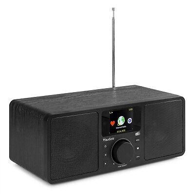 "Akku Sound Box ""PARTY-8LED"" Bluetooth LED USB SD Radio Fernbedienung MP3 Mikro"