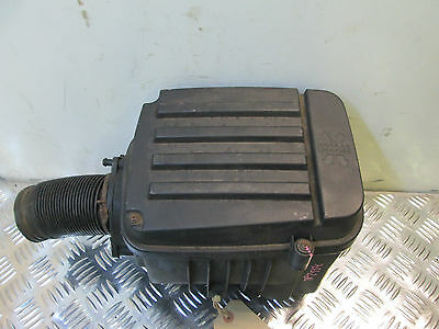 2004 Audi A3 8P 2.0 Fsi Axw Air Filter Box Air Box 1F0129607 & Air Flow Meter