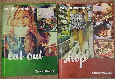 Weight watchers Eat out & shop smartpoints books