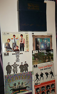 The Beatles EPs 45rpm Vinyl Collection 14 Records in Sleeves  Mint