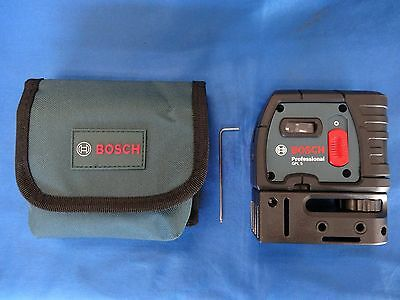 Bosch GPL5 S 5-Point Self-Leveling Alignment Laser Level