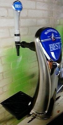 Wm YOUNGERS BEER PUMP / FONT AND TAP HOME BAR PUB CELLAR BEER EQUIPMENT