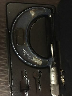 moore and wright micrometer 2-3inch