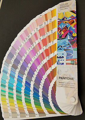 Pantone COLOR BRIDGE Uncoated - 2nd Edition, 1st Printing