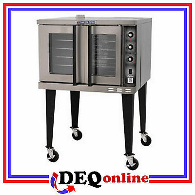 Bakers Pride BCO-E1 Commercial Single Deck Electric Convection Oven