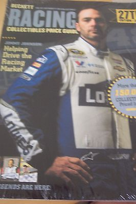 SEALED AND NEW Beckett 2016 Racing Collectibles Price Guide - 27th edition