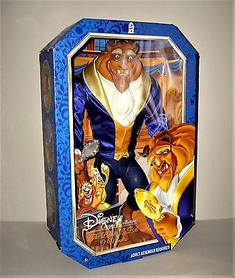 Disney The Beast Signature Collection ( New Sealed In Box).