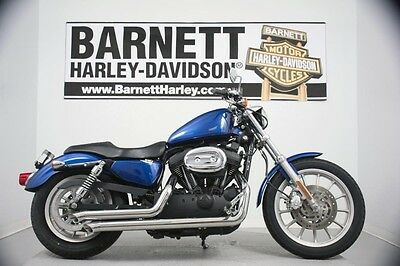 Sportster 1200 Roadster 2004 XL1200R 2005 Harley-Davidson Sportster 1200 Roadster XL1200R Stock:P12812A