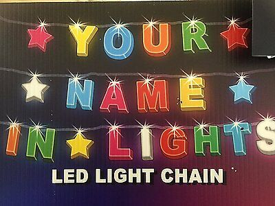 Your Name in Lights! MIA