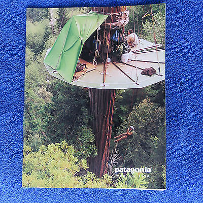 Patagonia Clothing Catalogue, Spring 1998, mint condition