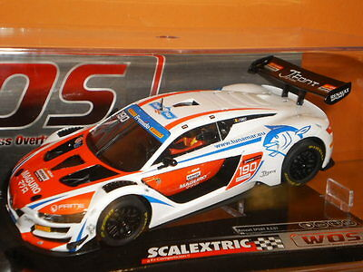 Renault Sport R.s.01  Licencia Oficial Renault 1/32 Scalextric Wos