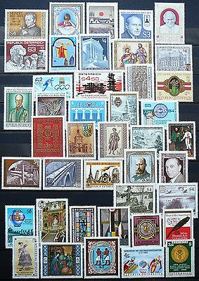 Austria Stamps - Beautiful Austrian Stamps - MNH.