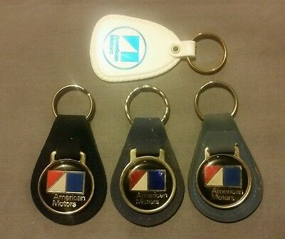 American Motors Key Fob lot keychain