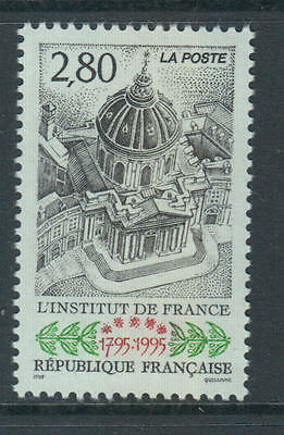 XG-AA040 FRANCE - Architecture, 1995 Paris Institute Anniversary MNH Set