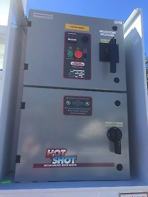Process Technology HCT364-RS-G Instantaneous Water Heater H2OTSHOT