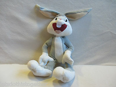 Boots Exclusive - Warner Bros Looney Tunes Bugs Bunny Rabbit Plush Soft Toy 16""