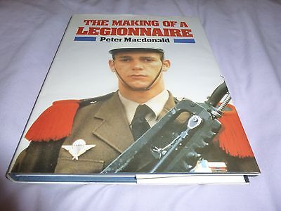 French Foreign Legionnaire - The Making Of A French Foreign Legionnaire