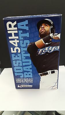 Jose Bautista 54 Hr Bobblehead As A Blue Jay