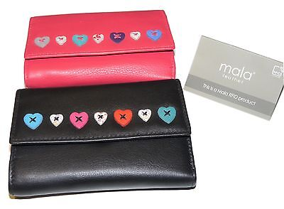 Mala Leather Bella Collection Leather Keyring 5147/_33