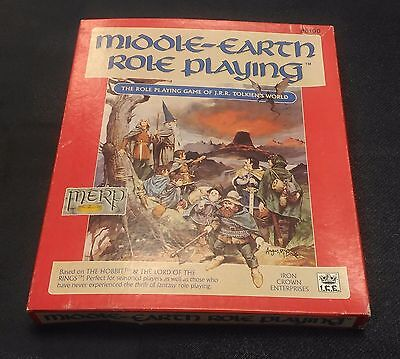 Middle-earth Role Playing - I.C.E.