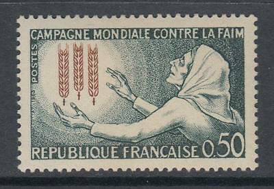 XG-AA720 FRANCE - Freedom From Hunger, 1963 1 Value MNH Set