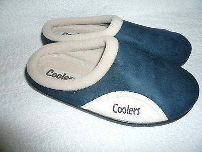 Mens Mule Slippers Navy Size 11Uk 45Eu By Coolers Gift Idea