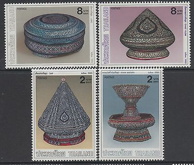 XG-AB530 THAILAND - Artifacts, 1990 Thai Heritage Conservation MNH Set