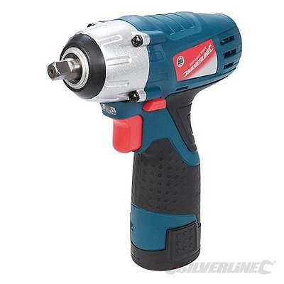 Silverline 263456 Silverstorm 10.8V Impact Wrench Lithium ion battery 90nm