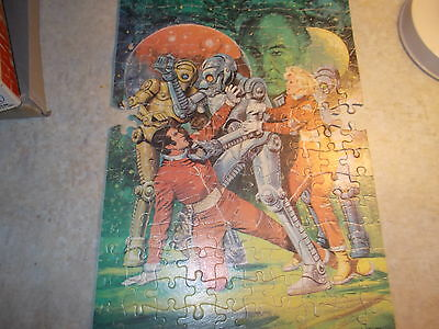 Vintage SPACE: 1999 Jigsaw Puzzle 1975 *RARE* HTF