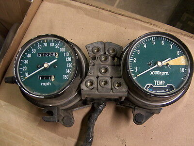 1975 Gl 1000 Goldwing Gauge Cluster
