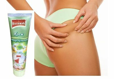 Evterpa Slimming Anti-Cellulite Cream with Caffeine Fat Burner Smooth Legs 100ml