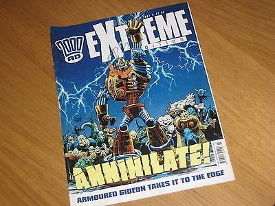 2000 AD Extreme Edition Aug 2007 X 23