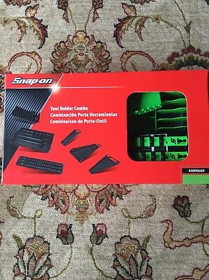 New Snap On Green Tool Holder Combo