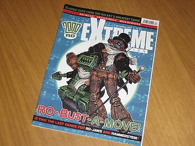 2000 AD Extreme Edition Oct 2007 X 24