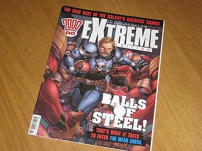 2000 AD Extreme Edition Jan 2008 X 26